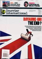 Courrier International Magazine Issue NO 1592