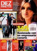 Diez Minutos Magazine Issue NO 3636