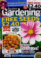 Amateur Gardening Magazine Issue 08/05/2021