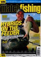 Match Fishing Magazine Issue JUL 21