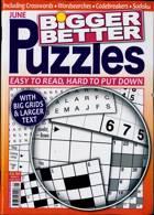 Bigger Better Puzzles Magazine Issue NO 5