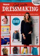 Get Into Craft Magazine Issue DRESSMAKNG