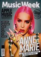 Music Week Magazine Issue AUG 21