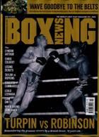 Boxing News Magazine Issue 08/07/2021