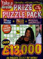 Tab Prize Puzzle Pack Magazine Issue NO 25