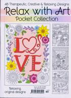 Relax With Art Pocket Coll Magazine Issue NO 42