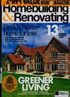 Homebuilding & Renovating Magazine Issue SEP 21