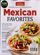 Cook Illustrated Special Magazine Issue MEXICAN