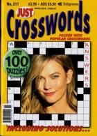 Just Crosswords Magazine Issue NO 311