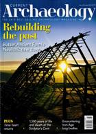 Current Archaeology Magazine Issue JUN 21