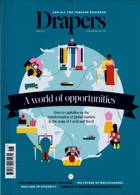 Drapers Magazine Issue JUN 21