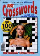 Just Crosswords Magazine Issue NO 312
