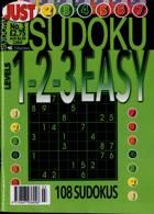 Just Sudoku Easy 1 2 3 Magazine Issue NO 3