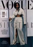 Vogue Spanish Magazine Issue NO 398