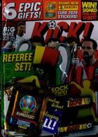 Kick Magazine Issue NO 192