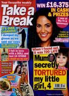 Take A Break Magazine Issue NO 19