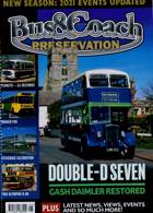 Bus And Coach Preservation Magazine Issue JUN 21