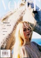 Vogue Russian Magazine Issue NO 4
