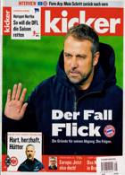 Kicker Montag Magazine Issue NO 16