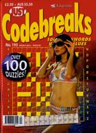 Just Codebreaks Magazine Issue NO 193