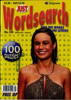 Just Wordsearch Magazine Issue NO 338