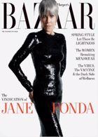 Harpers Bazaar Usa Magazine Issue APR 21