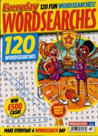 Everyday Wordsearches Magazine Issue NO 160