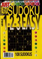 Just Sudoku Easy 1 2 3 Magazine Issue NO 2