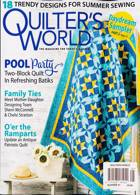 Quilters World Magazine Issue SUMMER