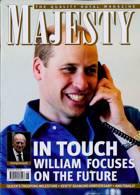 Majesty Magazine Issue JUN 21