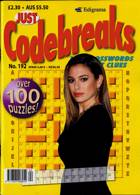 Just Codebreaks Magazine Issue NO 192