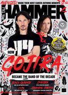 Metal Hammer Magazine Issue NO 348