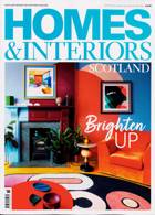 Homes And Interiors Scotland Magazine Issue NO 136