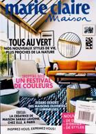 Marie Claire Maison Magazine Issue NO 525