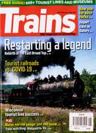 Trains Magazine Issue MAY 21
