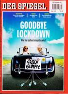 Der Spiegel Magazine Issue NO 18