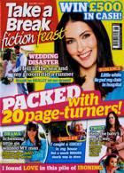 Take A Break Fiction Feast Magazine Issue JUN 21