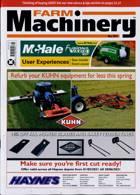 Farm Machinery Magazine Issue MAY 21