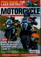 Motorcycle Sport & Leisure Magazine Issue SEP 21