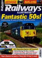 Railways Illustrated Magazine Issue SEP 21