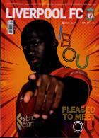 Liverpool Fc Magazine Issue SEP 21