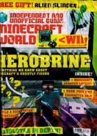 Minecraft World Magazine Issue NO 82