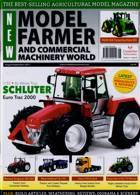 New Model Farmer Comm World Magazine Issue AUG-SEP