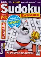 Puzzlelife Sudoku L9&10 Magazine Issue NO 62
