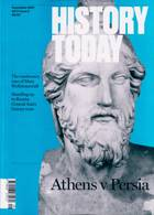 History Today Magazine Issue SEP 21