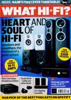 What Hifi Magazine Issue OCT 21