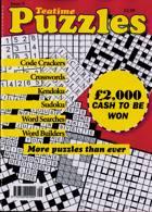 Teatime Puzzles Magazine Issue NO 9