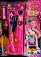 Rainbow Princess Colouring Magazine Issue NO 39