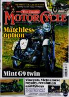 Classic Motorcycle Monthly Magazine Issue SEP 21