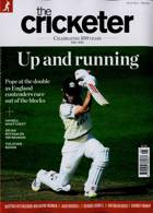 Cricketer Magazine Issue MAY 21
